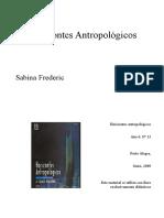 Horizontes Antropológicos Frederic