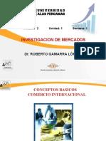 Investigacion de Mercados-semana 1