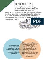 Qué es el MPR II