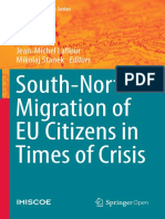 South-North Migration of EU Citizens in Times of Crisis