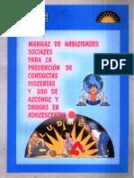Manual de Habilidades Sociales Para Prevencion de Habilidd (1)