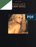 Laundry Service Songbook Shakira