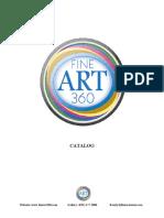 Fine Art Estate - 2017 Catalog