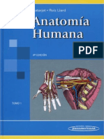 AnatomÃ-A - Latarjet 4ed (Tomo 1)