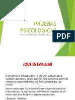 Psicometria 1 Clase