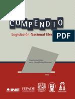 Compendio Legislacion Electoral Tomo 1