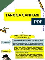 TANGGA -  SANITASI