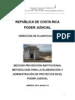 MetodologiaAdministracionProyectos