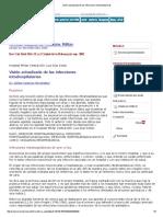 Visión Actualizada de Las Infecciones Intrahospitalarias