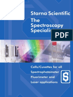 PARAMIRAR Starna Cell Catalogue