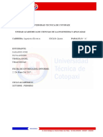 Informe de Control Indusctrial 2 Producto