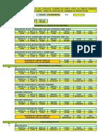 Formato Para Calculo Rapido de Cargas Aa Excel