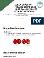 Bocio Multinodular