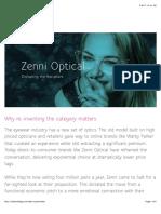 Zenni Optical - Salt Branding