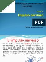 Clase 2 Impulsos Nerv.