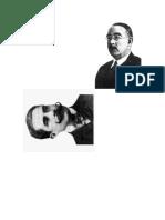 autores - modernismo