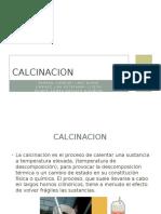 Calcinacion Expo