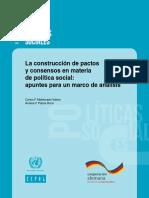 La cosntrucción de pactos en materia de política social.pdf