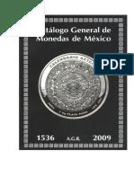 Catalogo Genral de Monedas de México (1)