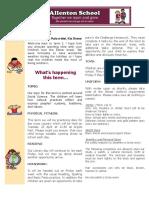 newsletter rm 5 term 2 2017