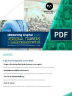 eBook Nos3 e Book Nos 3 Marketing Digital Para Personal Trainers 01a
