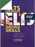 IELTS Advantage. Writing Skills - OCR