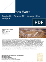 dakota war project