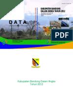 KBDA Kabupaten Bandung 2012