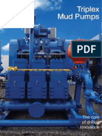 Triplex Mud Pumps