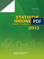 Statistik Indonesia 2013.pdf