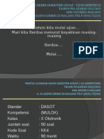 DASOT (MULOK) X OTO 2012-2013 50 SOAL.ppt