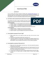 Smart Source Supplier FAQs
