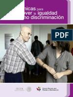 Tecnicas Para Promover La Igualdad WEB