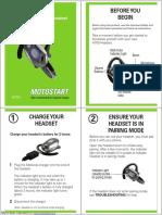 Bluetooth Handsfree Headset H700