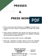 Presses N Press Work 1