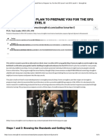 A Science-Based Plan to Prepare You for the SFG Level I and SFG Level II - StrongFirst