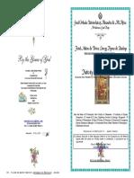 2017- 24 June - Nativity -St John the Baptist