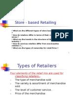 4. Retailing