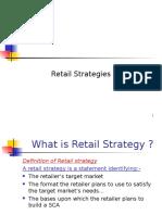 5.Retail Strategies