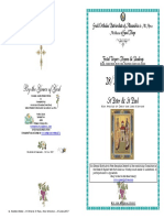 2017 -28-29 June-Vespers-st Peter & St Paul