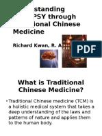 Traditional Chinese Medicine - Richard Kwan