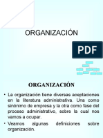 ORGANIZACION - ESTRUCTURAS (1)