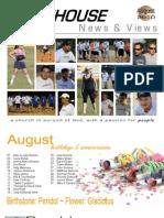 Newsletter August '10