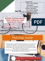 BAB 4 konsep keperilakuan dari psikologi dan psikologi sosial