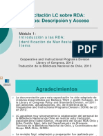 Manual RDA