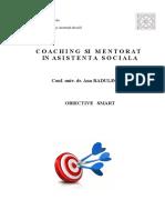 Coaching Si Mentrat in Asistenta Soiala Docx