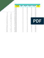 Portal 3d Excel Matlab