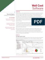 WellCost Data Sheet