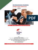 Training SOP Finance - Set Up, Design and Implementation & Teknik Analisa Laporan Keuangan