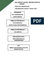 Carta Organisasi DRUG
